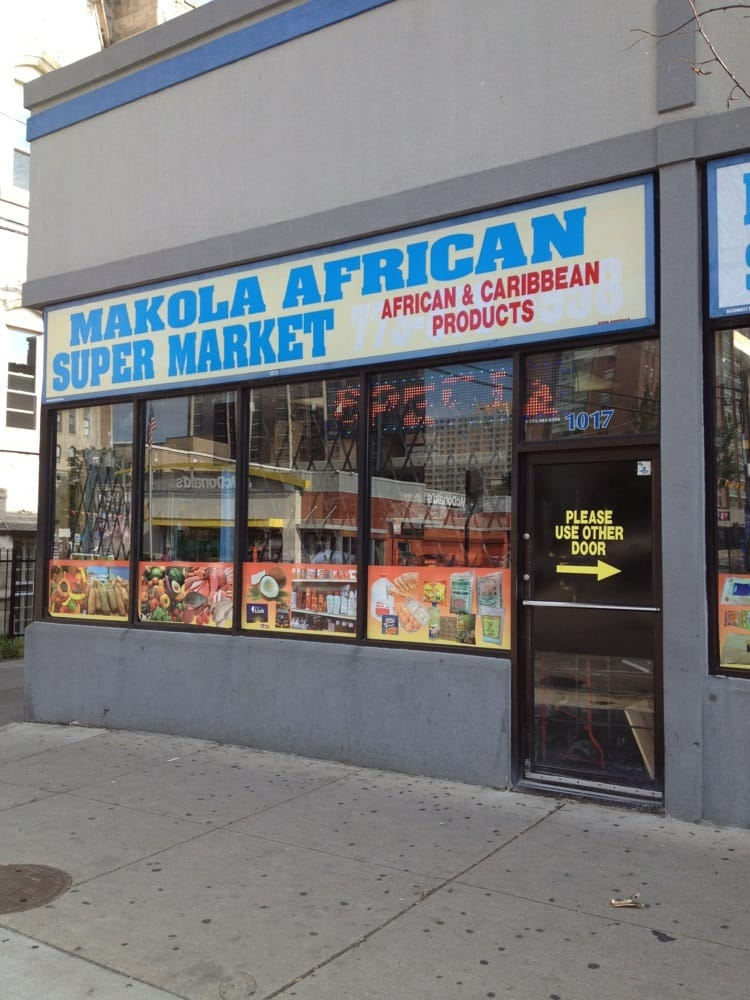 Nigerian clothing store in chicago